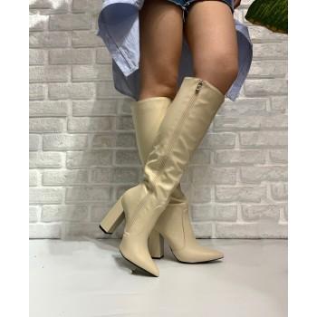 Stivali sotto ginocchio