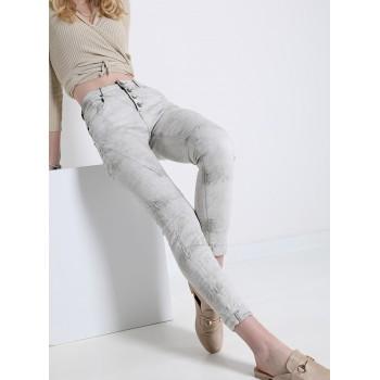 Jeans skinny In Cotone Con...